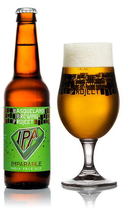BBP Imparable india pale ale IPA cerveza artesana