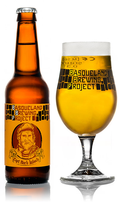 BBP Captain Norbert Kolsch ale cerveza artesana