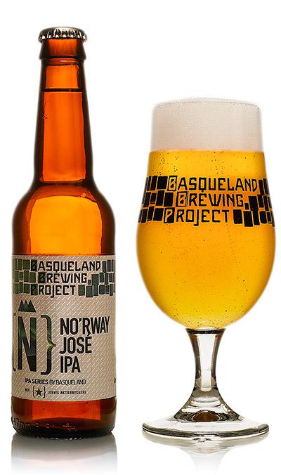 BBP No'rway José IPA cerveza artesana