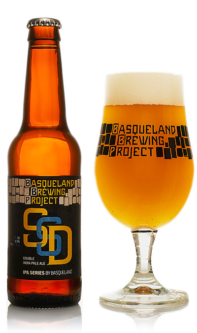 BBP SSD Double IPA craft beer
