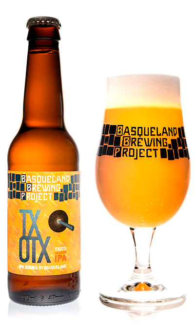 BBP Txotx Session IPA cerveza artesana