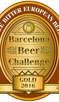 Gold medal PaleBitterEuropeanBeer Basqueland The Captain Norb german-style ale craft beer