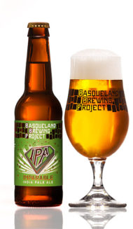 BBP Imparable india pale ale IPA craft basque beer