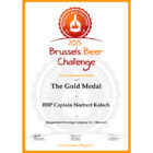 Medalla Oro Basqueland The Captain (Norb) German-Style Ale