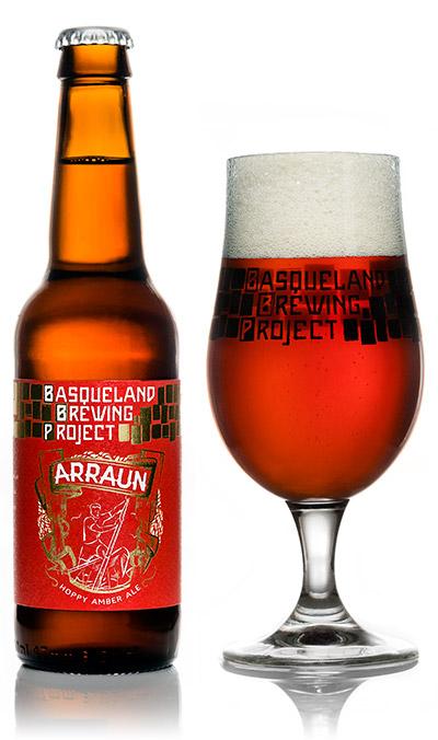 BBP Arraun Amber Ale cerveza artesana