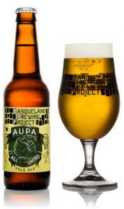 BBP Aupa Pale Ale cerveza artesana