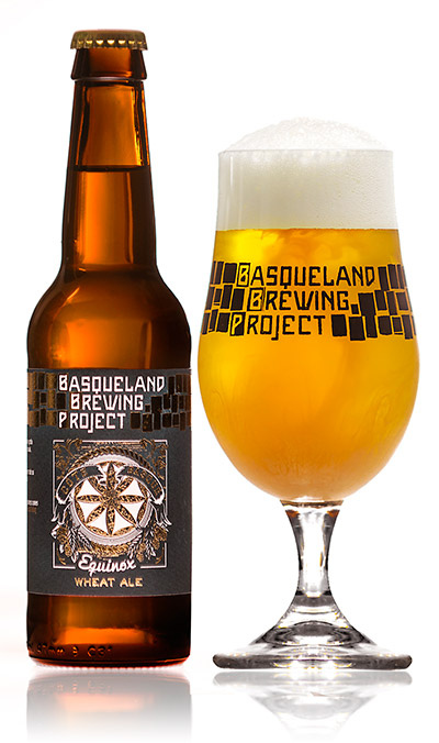 Basqueland Equinox Wheat Ale craft beer