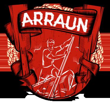Ilustracion BBP Arraun Amber Ale cerveza artesana