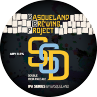 Basqueland SSD Double IPA