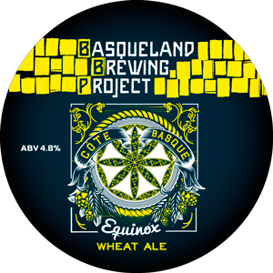 Basqueland Equinox Wheat Ale