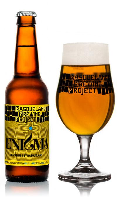 BBP Enigma cerveza artesana