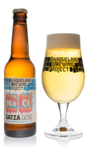 BBP Gatza Gose cerveza artesana