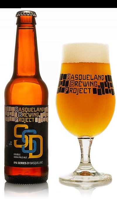 BBP SSD Double IPA cerveza artesana
