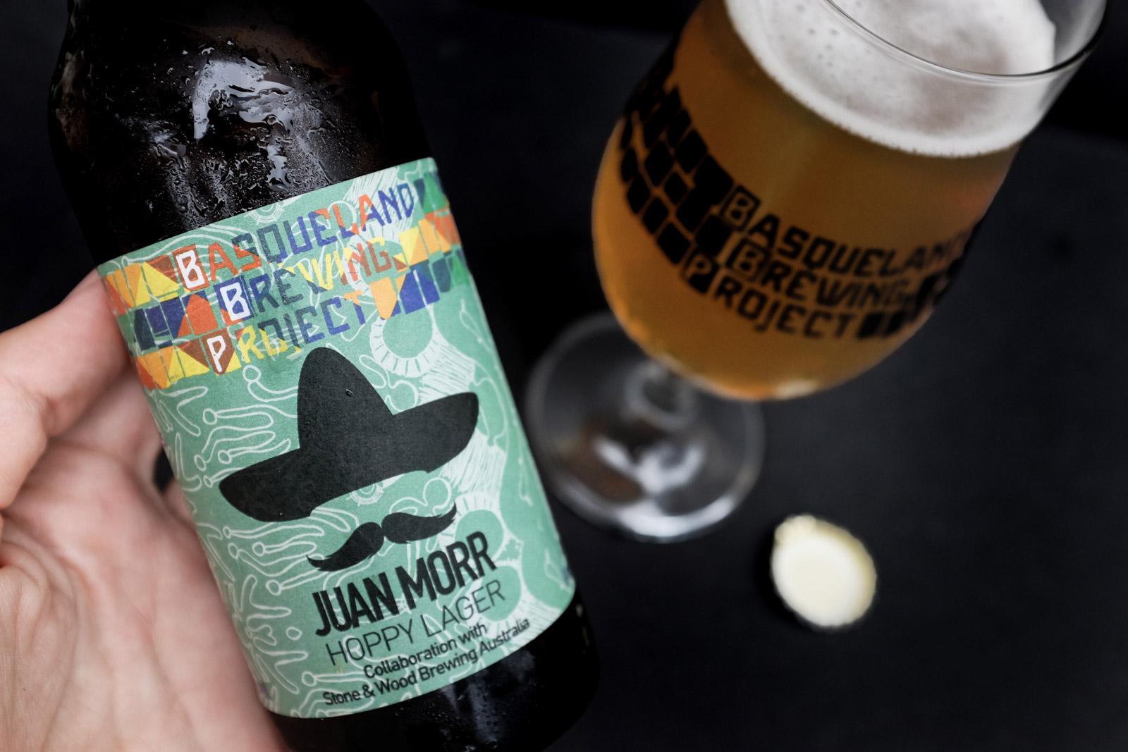 Basqueland Brewing - Juan Morr beer