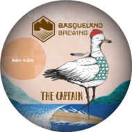 Basqueland The Captain (Norb) German-Style Ale cerveza artesana