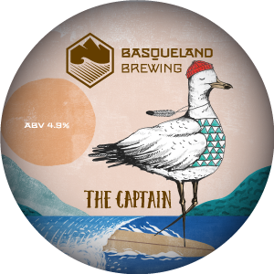 BBP The Captain Norb german-style ale cerveza artesana