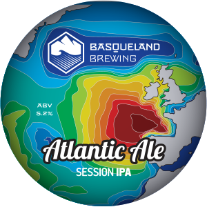 Basqueland Atlantic Ale Session IPA
