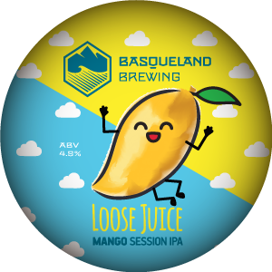 Basqueland Loose Juice Mango Session IPA