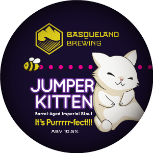 Basqueland Jumper Kitten Barrel-Aged Imperial Porter