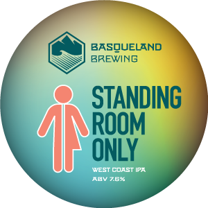 Basqueland Standing Room Only West Coast IPA