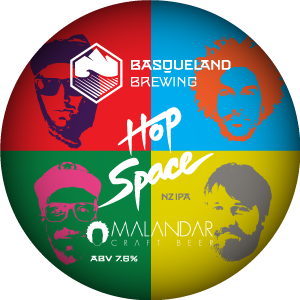Basqueland Hop Space New Zealand IPA