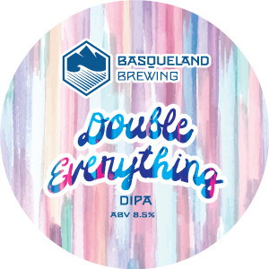 Basqueland Double Everything DIPA