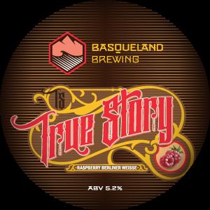 Basqueland True Story Raspberry Berliner Weisse