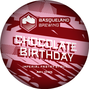 Basqueland Chocolate Birthday - Imperial Pastry Stout