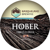 Basqueland Hober (Hold the Beer) IPA