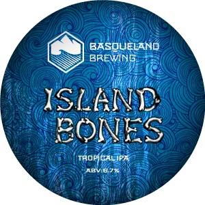 Basqueland Island Bones - Tropical IPA