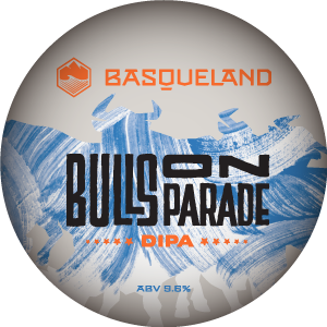 Basqueland Bulls on parade DIPA