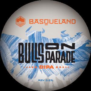 Basqueland Bulls on parade DIPA