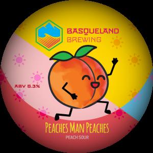 Basqueland Peaches Man Peaches