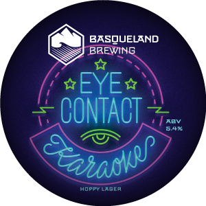 Basqueland Eye Contact Karaoke Hoppy Lager