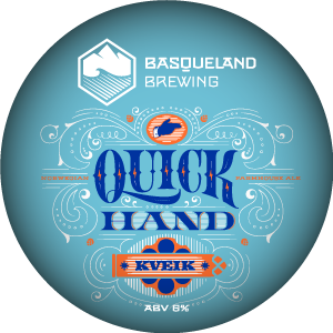 Basqueland Quick Hand Kveik