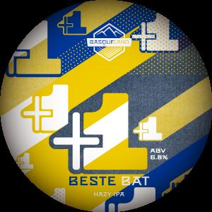 Basqueland Beste Bat Hazy IPA