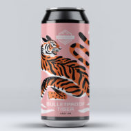 Basqueland Bulletproof Tiger Hazy IPA (44cl. can)