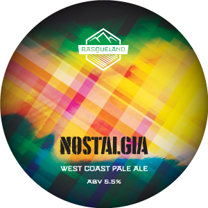 Basqueland Nostalgia West Coast Pale Ale