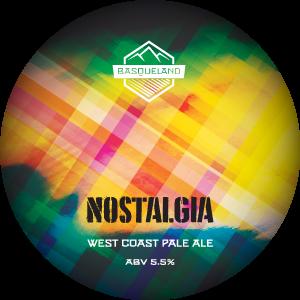 Basqueland Nostalgia West Coast Pale Ale