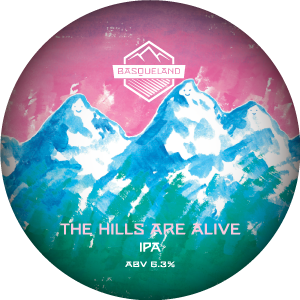 Basqueland The Hills Are Alive IPA