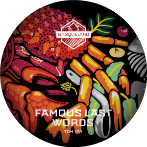 Basqueland Famous Last Words TDH IPA