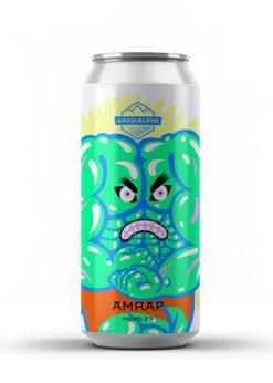 lata cerveza artesana Basqueland AMRAP
